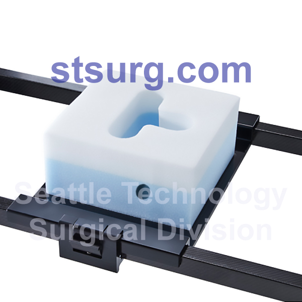 STSCS Head Tray Attachment With STSCS2536V Prone Face Block 7