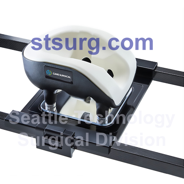 STSCS Head Tray Attachment With STSCS Prone Plus Head Support System