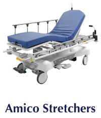 New Medical Equipment Amico Stretchers