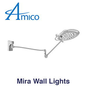 Amico Mira Wall Lights